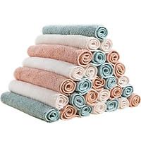 Bộ 5 khăn lau đa năng lau tay, bếp, kính ôtô, tủ lạnh, máy giặt và các đồ gia dụng khác