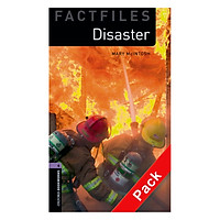 Oxford Bookworms Library (3 Ed.) 4: Disaster Factfile Audio CD Pack