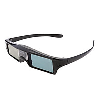 144Hz Rechargeable 3D DLP-LINK Active Glasses For Optoma/BenQ Projector TV