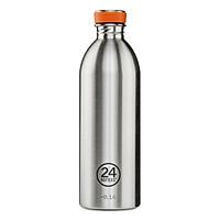 Bình nước  24 Bottles Urban, dung tích 1000ml, màu thép