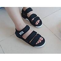 Giày Sandal Nam 3 Quai Ngang VENTO Hàng Xuất Khẩu Việt Nam NV9801B
