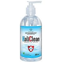 Dung dịch sát khuẩn tay nhanh HaliClean hand sanitizer 300ml