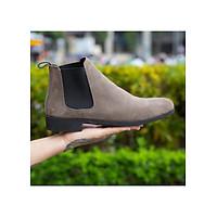 Giày Chelsea Boot Nam Cao Cổ HL4