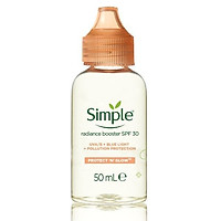 Tinh chất chống nắng Simple Protect N Glow Radiance Booster SPF 30 - 50ml