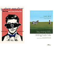 Combo 2 cuốn sách: Lật mặt đàn ông theo cung hoàng đạo + Yêu những điều không hoàn hảo