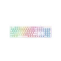 Bàn phím có dây dùng chơi game thể hiên đèn LED 7 màu - LED Keyboard Actto KBD-42 - Hàng chính hãng