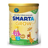 Sữa bột Nutricare Smarta GROW (400g) - hỗ trợ tăng chiều cao phát triển não bộ