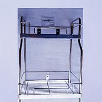 Kệ gia vị inox 304 (size 30cm) _ kệ treo tường