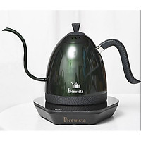 Ấm đun kiểm soát nhiệt độ Bluetooth Dark Green  600ml- Chính hãng Brewista