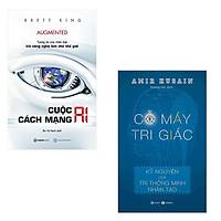 Bộ 2 cuốn sách về AI: Cỗ Máy Tri Giác - Cuộc Cách Mạng AI