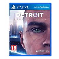 Đĩa Game PS4 Detroit: Become Human - Hàng Chính Hãng