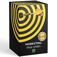 Hộp Sách (Gồm 3 Cuốn) Marketing Thực Chiến: Marketing Trên 1 Trang Giấy + Marketing Thực Chiến - Từ Chiến Lược Đến Thực Thi + Marketing Điểm Bán Tiếp Thị Bán Lẻ Trong Thời Đại 4.0