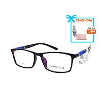 Gọng kính, mắt kính chính hãng Velocity VL36460 001 - Tặng 1 khăn và nước lau kính - khăn màu ngẫu nhiên