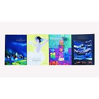Bộ 4 cuốn Viết và Đọc 2020 (Xuân - Hạ - Thu - Đông)