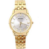 Đồng hồ Nam Halei - HL502 Dây vàng