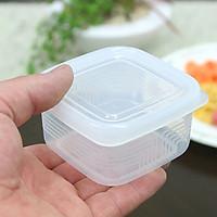 Bộ 2 hộp bảo quản thực phẩm 200ml ( bộ 3 hộp ) - Hàng nội địa Nhật