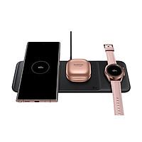 Đế sạc 3 không dây Samsung EP-P6300 - Hàng chính hãng