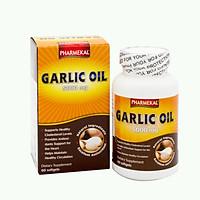 Viên Uống Dầu Tỏi Tốt Cho Tim Mạch, Tiêu Hóa Garlic Oil Pharmekal - 60 Viên