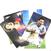 Bộ Poster Lionel Messi