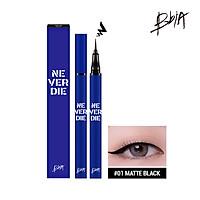 Kẻ mắt Never Die Brush Eyeliner 0.4g ( 2 màu)