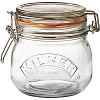 Hũ thủy tinh tròn Kilner - 0.125L