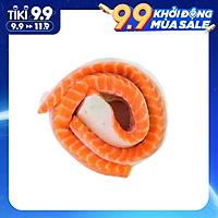 Lườn Cá Hồi 1-3 - Túi 1kg