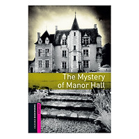 Oxford Bookworms Library (2 Ed.) Starter: The Mystery Of Manor Hall Audio CD Pack