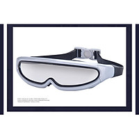 Children Swimming Goggles Anti Fog Waterproof Kids Wide View Intergrated Swimming Glasses