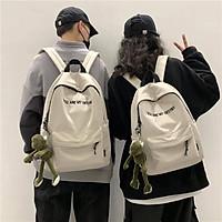 Túi xách nữ giá rẻ、 School Bag INS Toooo Original Strike ULZZANG Backpack High School Entrepreneur Middle School INS Wind Male Couple Backpack