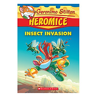 Geronimo Stilton Heromice 09: Insect Invasion