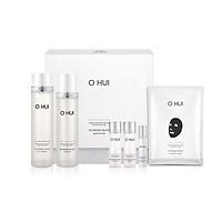 Bộ dưỡng trắng 6 món OHUI Extreme White 6pcs Set 350ml_FI50243044