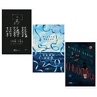 Combo 3 cuốn truyện trinh thám đặc sắc: Cảnh Ngộ + Chuộc Tội + Thú Tội