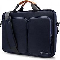 TÚI XÁCH CHỐNG SỐC TOMTOC A49 (USA) TRAVEL BRIEFCASE FOR MACBOOK, LAPTOP, ULTRABOOK 15″