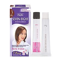 Nhuộm phủ bạc dưỡng chất Seven Eight ESSENCERICH Hair Color (50g + 50g) Nhật Bản