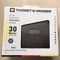 Loa Bluetooth Thonet and Vander Duett Sliver - Hàng Chính...