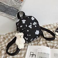 Balo Mini Nữ Bò Sữa Phiên Bản Hàn Quốc Đáng Yêu Cute