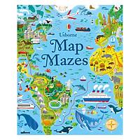 Usborne Map Maze Book