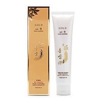 Sữa rửa mặt hồng sâm Vàng My Jin Gold Korea Red Ginseng Foam Cleanser 120ml