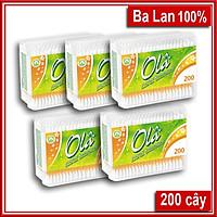 Combo 5 hộp Tăm bông Ola Ba Lan