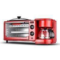 Lò nướng điện kiêm máy pha cà phê
