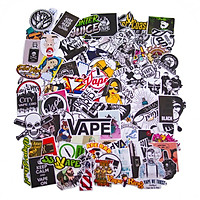 Set 100 Sticker - Vape
