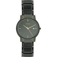 Đồng hồ Neos N-30853M nam dây thép đen