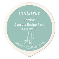 Mặt Nạ Ngủ Dạng Hủ Từ Tre Innisfree Capsule Recipe Pack Bamboo (10ml) - 131170955