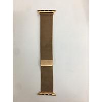 Dây đeo thay thế dành cho đồng hồ Apple Watch lưới thép không gỉ MAGINET