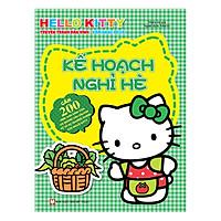 Hello Kitty - Kế Hoạch Nghỉ Hè (Dán Hình)