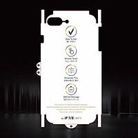 Miếng dán mặt sau ppf dành cho iphone trong suốt cao cấp