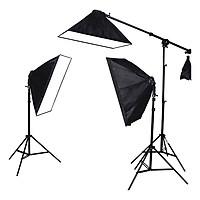 Bộ Kit Studio 3 Đèn LED360 40W 5500K