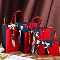 Hộp đựng quà Tết kiểu túi xách, hộp đựng quà Valentine phong cách thời trang