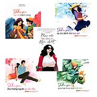 Combo 5 Cuốn Sách : 50 Tips Cho Những Người Yêu Lần Đầu + 50 Tips Du Lịch Dành Cho Bạn Gái + 50 Tips Hẹn Hò Thành Công + 50 Tips Giúp Bạn Vượt Qua Thất Tình + Phụ Nữ Hơn Nhau Ở Khí Chất