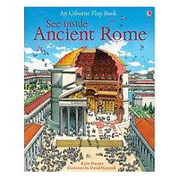 Usborne See Inside Ancient Rome
